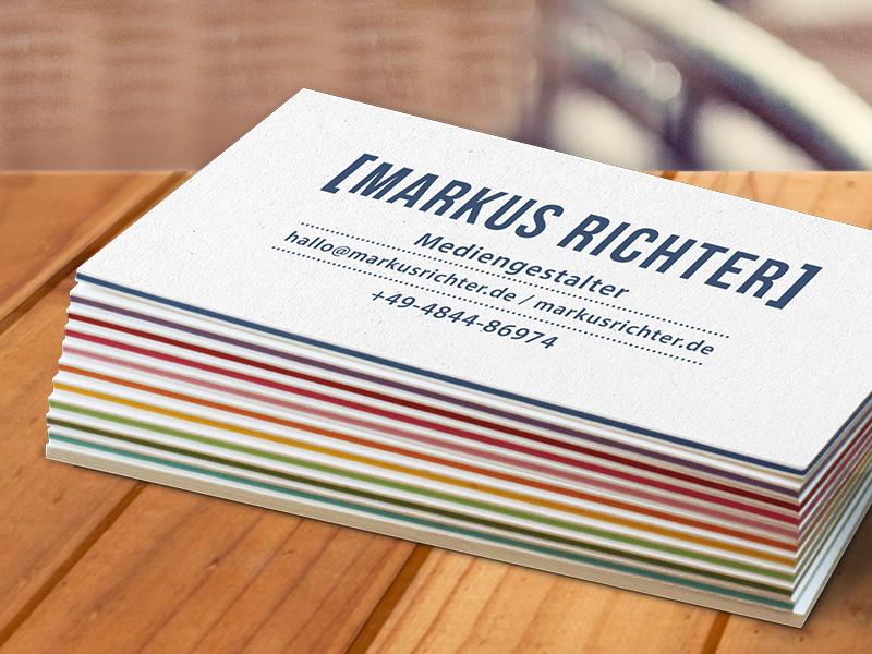 Sichere Dir Deinen 15 Gutschein Für Multiloft Visitenkarten